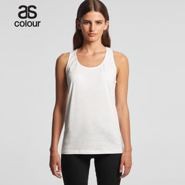 Image of As Colour Tanks & Singlets, Style Code - 4044. Contact Natural Art for Screen Printing on this Product
