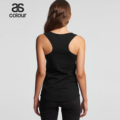 As Colour 4045 Yes Racerback Singlet