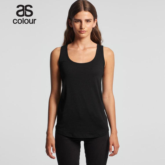 Image of As Colour Tanks & Singlets, Style Code - 4045. Contact Natural Art for Screen Printing on this Product