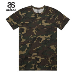 Image of As Colour T-Shirts, Style Code - 5001C. Contact Natural Art for Screen Printing on this Product