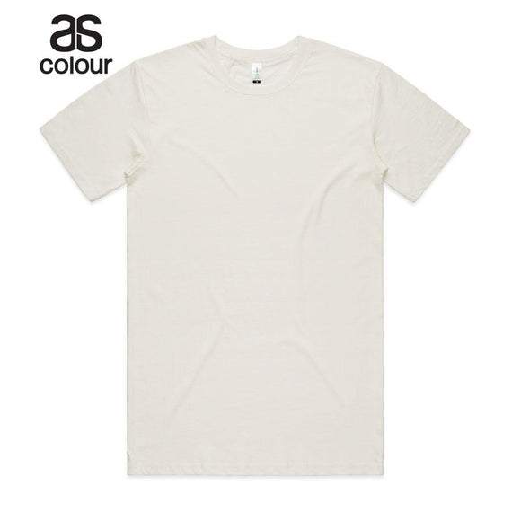 Image of As Colour T-Shirts, Style Code - 5001G. Contact Natural Art for Screen Printing on this Product
