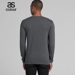 As Colour 5009 Mens Ink Long Sleeve Tee
