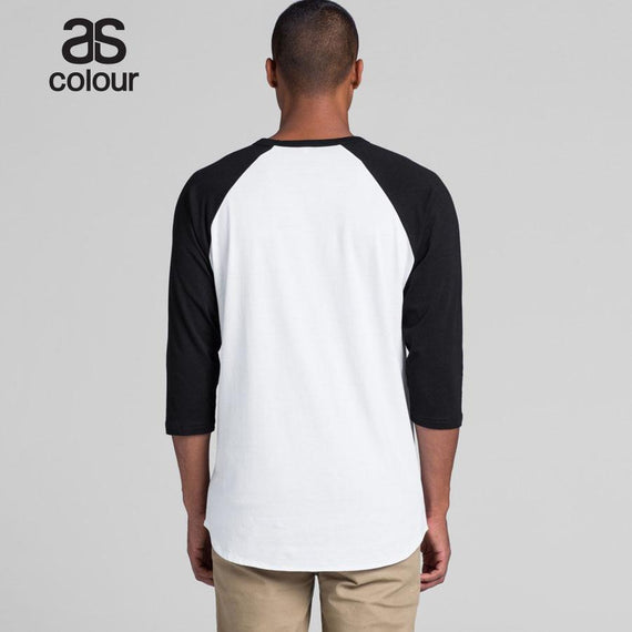As Colour 5012 3/4 Raglan Tee