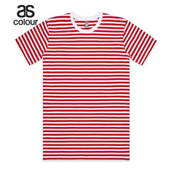 As Colour 5028 Staple Stripe Tee