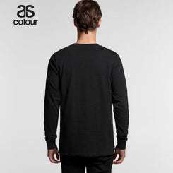 As Colour 5029G Base Organic Long Sleeve Tee