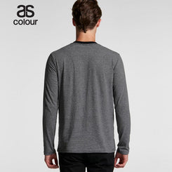 As Colour 5043 Line Stripe Long Sleeve Tee
