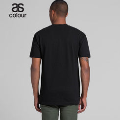 As Colour 5050B Block Tee (3XL-5XL)