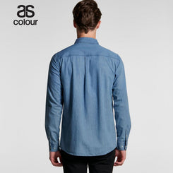 As Colour 5409 Blue Denim Shirt