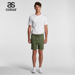 Image of As Colour Shorts & Pants, Style Code - 5909. Contact Natural Art for Screen Printing on this Product