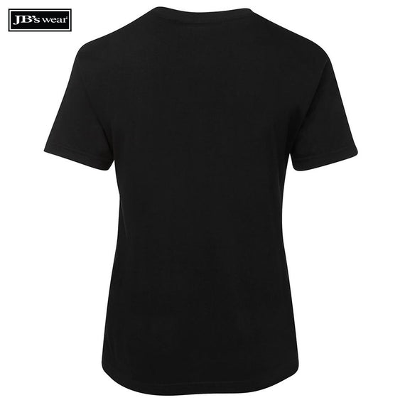 JB's Wear 1LC Ladies Crew Neck Tee