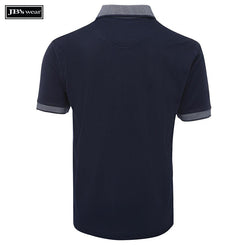 JB's Wear 2DN Drop Needle Polo