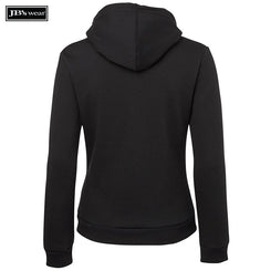 JB's Wear 3PZH1 Ladies P/C Full Zip Hoodie