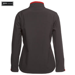 JB's Wear 3WSJ1 Podium Ladies Water Resistant Softshell Jacket