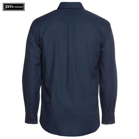 JB's Wear 4FC JB's L/S Fine Chambray Shirt