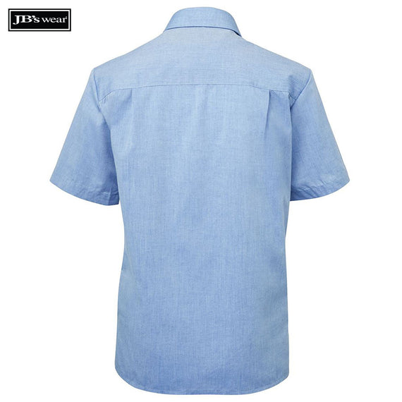 JB's Wear 4LSLS JB's Ladies Original S/S Fine Chambray Shirt