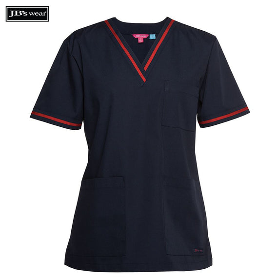 Image of JB's Wear Corporate Scrubs, Style Code - 4SCT1. Contact Natural Art for Screen Printing on this Product