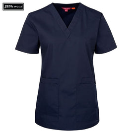 Image of JB's Wear Corporate Scrubs, Style Code - 4SRT1. Contact Natural Art for Screen Printing on this Product