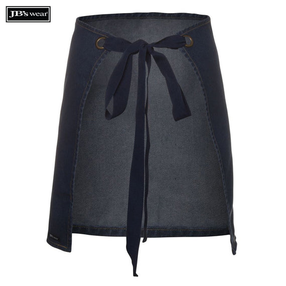 JB's Wear 5ADW Waist Denim Apron (Including Strap)