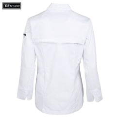 JB's Wear 5CVL1 Ladies Vented L/S Chef's Jacket
