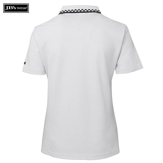 JB's Wear 5LP Ladies Chef Polo