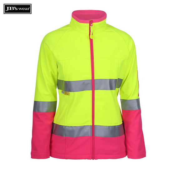Image of JB's Wear Hi-Vis-Jackets, Style Code - 6D4J1. Contact Natural Art for Screen Printing on this Product