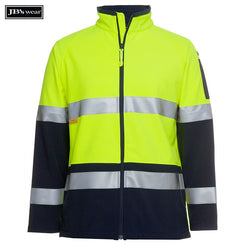 Image of JB's Wear Hi-Vis-Jackets, Style Code - 6D4LJ. Contact Natural Art for Screen Printing on this Product