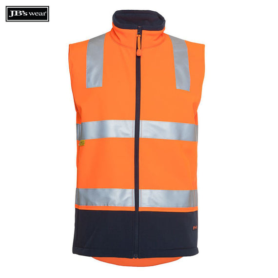 Image of JB's Wear Hi-Vis Vests, Style Code - 6D4LK. Contact Natural Art for Screen Printing on this Product
