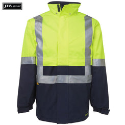 Image of JB's Wear Hi-Vis-Jackets, Style Code - 6DATJ. Contact Natural Art for Screen Printing on this Product