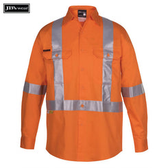 Image of JB's Wear Hi-Vis Shirts, Style Code - 6DCBL. Contact Natural Art for Screen Printing on this Product