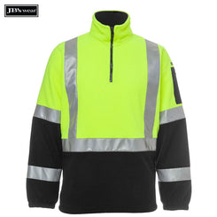 Image of JB's Wear Hi-Vis-Fleece, Style Code - 6DHPF. Contact Natural Art for Screen Printing on this Product