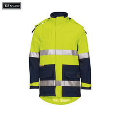 Image of JB's Wear Hi-Vis-Jackets, Style Code - 6DIJ. Contact Natural Art for Screen Printing on this Product