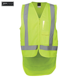 Image of JB's Wear Hi-Vis Vests, Style Code - 6DNDV. Contact Natural Art for Screen Printing on this Product