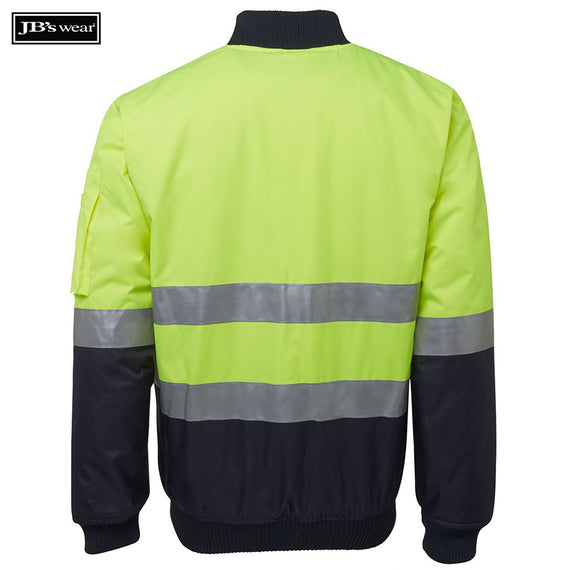 JB's Wear 6DNFJ Hi Vis (D+N) Flying Jacket