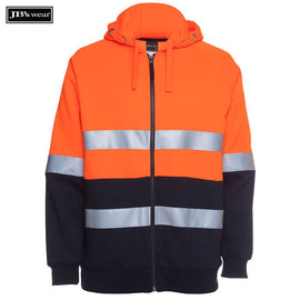 Image of JB's Wear Hi-Vis-Fleece, Style Code - 6DNH. Contact Natural Art for Screen Printing on this Product