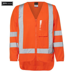Image of JB's Wear Hi-Vis-Jacket, Style Code - 6DNTL. Contact Natural Art for Screen Printing on this Product