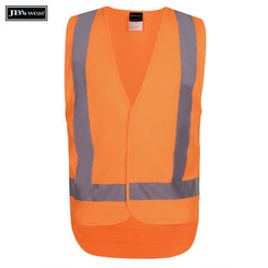 Image of JB's Wear Hi-Vis Vests, Style Code - 6DNTV. Contact Natural Art for Screen Printing on this Product