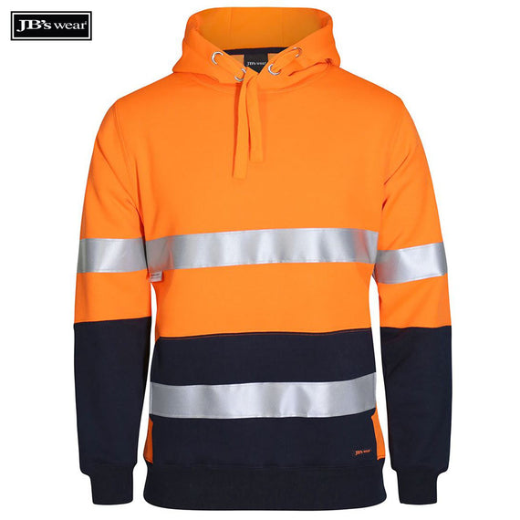 Image of JB's Wear Hi-Vis-Fleece, Style Code - 6DPJ. Contact Natural Art for Screen Printing on this Product