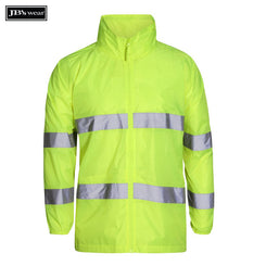 Image of JB's Wear Hi-Vis-Jackets, Style Code - 6DRJ. Contact Natural Art for Screen Printing on this Product
