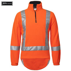 Image of JB's Wear Hi-Vis-Fleece, Style Code - 6DTP. Contact Natural Art for Screen Printing on this Product