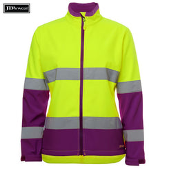 Image of JB's Wear Hi-Vis-Jackets, Style Code - 6DWJ1. Contact Natural Art for Screen Printing on this Product