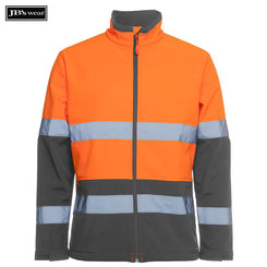 Image of JB's Wear Hi-Vis-Jackets, Style Code - 6DWJ. Contact Natural Art for Screen Printing on this Product