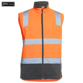 Image of JB's Wear Hi-Vis Vests, Style Code - 6DWV. Contact Natural Art for Screen Printing on this Product
