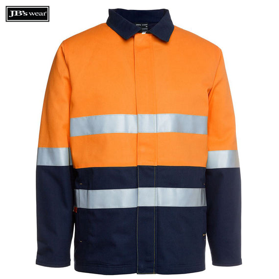 Image of JB's Wear Hi-Vis-Jackets, Style Code - 6HD4J. Contact Natural Art for Screen Printing on this Product