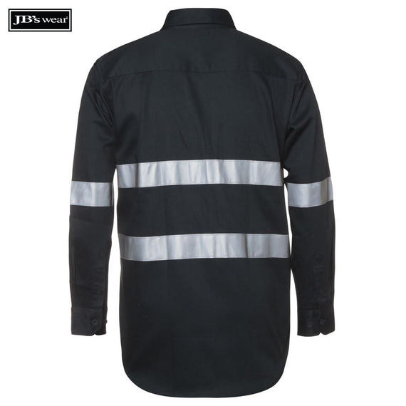 JB's Wear 6HDNL L/S 190G Shirt With 3M Tape