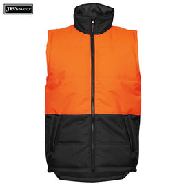 Image of JB's Wear Hi-Vis Vests, Style Code - 6HRPV. Contact Natural Art for Screen Printing on this Product