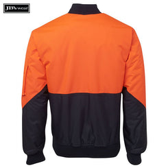 JB's Wear 6HVFJ Hi Vis Flying Jacket