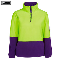 Image of JB's Wear Hi-Vis-Fleece, Style Code - 6HVLP. Contact Natural Art for Screen Printing on this Product