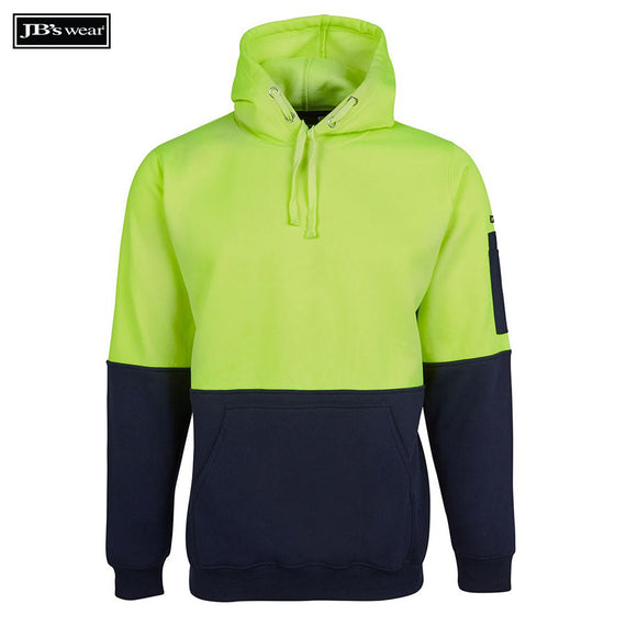 Image of JB's Wear Hi-Vis-Fleece, Style Code - 6HVPH. Contact Natural Art for Screen Printing on this Product