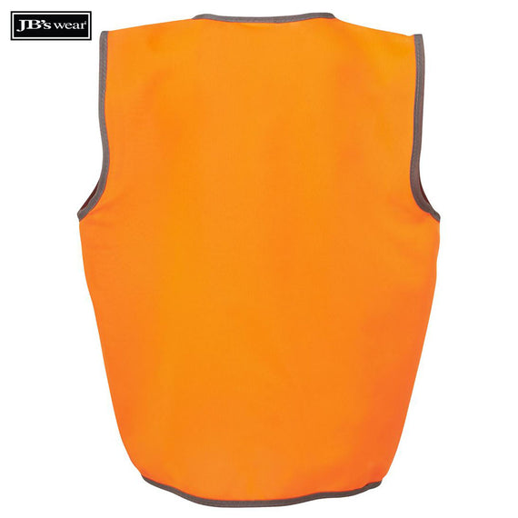 JB's Wear 6HVSU Kids Hi Vis Safety Vest