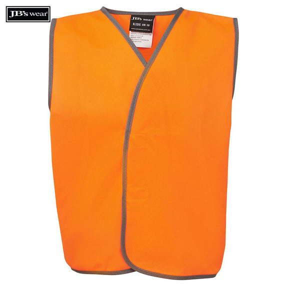 Image of JB's Wear Hi-Vis Vests, Style Code - 6HVSU. Contact Natural Art for Screen Printing on this Product